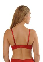 Michelle strapless bra image number 4