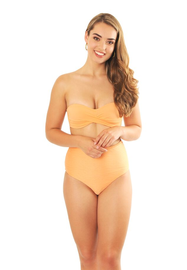 Rhea Padded wire bandeau image number 3