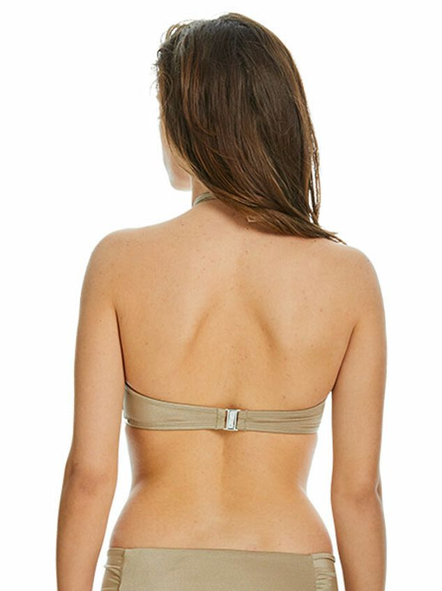 Clio Padded Wire Bandeau image number 1