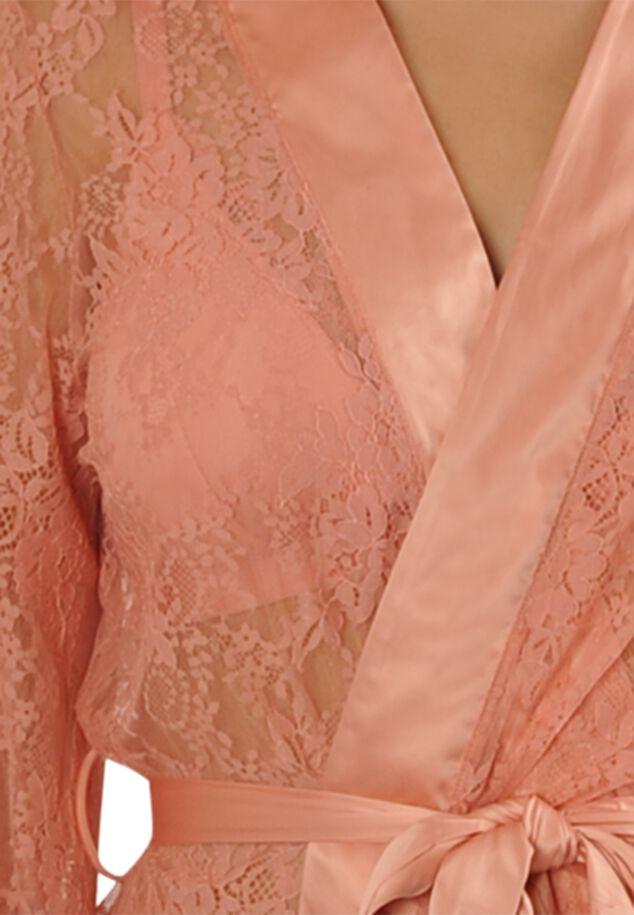 Cerise kimono image number 4