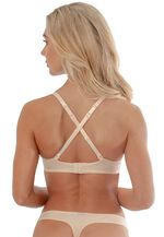 Comfort light push up bra image number 3