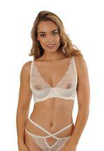 Alicante Half padded bra image number 2