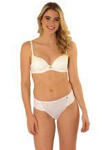 Iconic Basics PU bra image number 3
