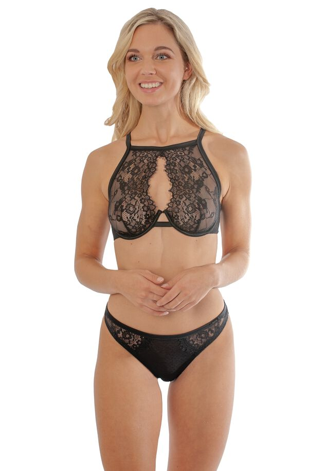 Nathalia unpadded bra image number 3