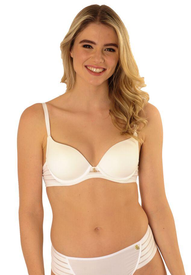 Iconic Basics PU bra image number 2