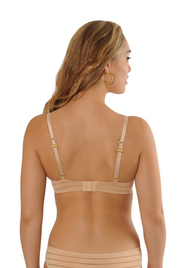 Amelia light push up bra image number 4