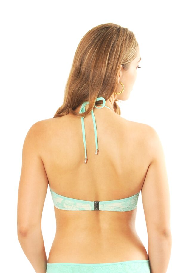 Selene Padded wire bikini top image number 4