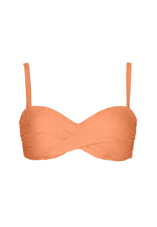 Rhea Padded wire bandeau image number 0