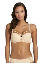 Rosie Padded wire bra image number 2