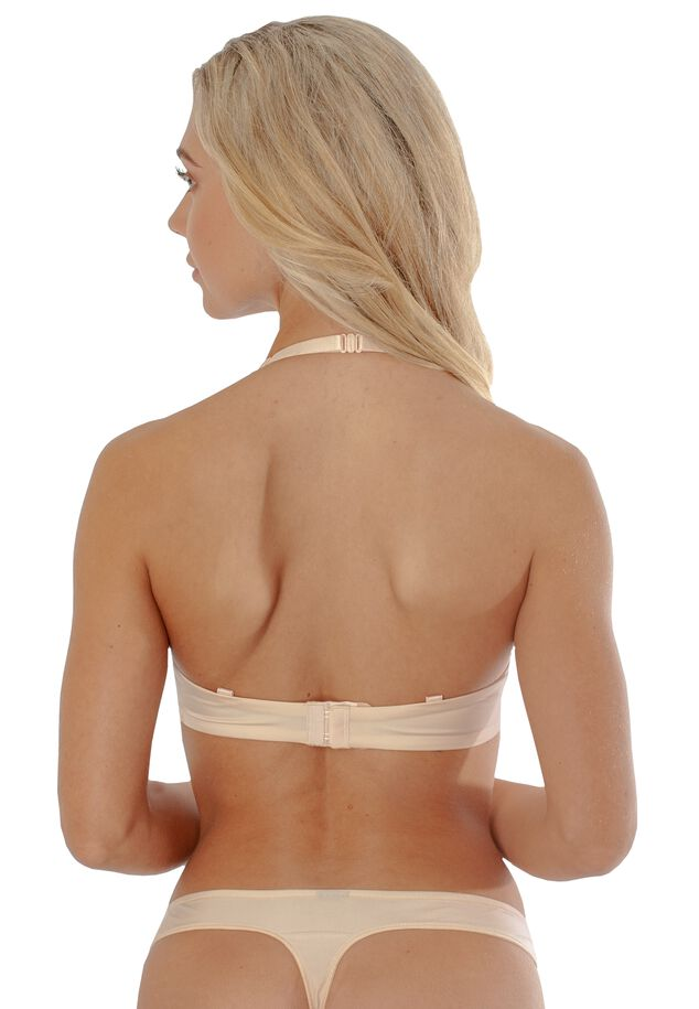 Comfort light push up bra image number 4