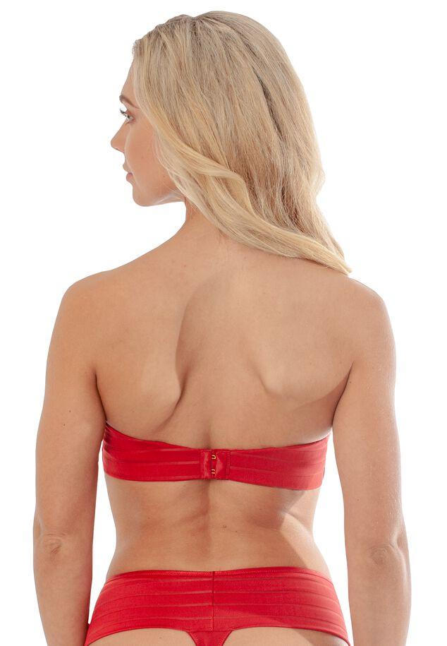 Michelle strapless bra image number 3
