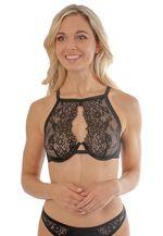 Nathalia unpadded bra image number 2