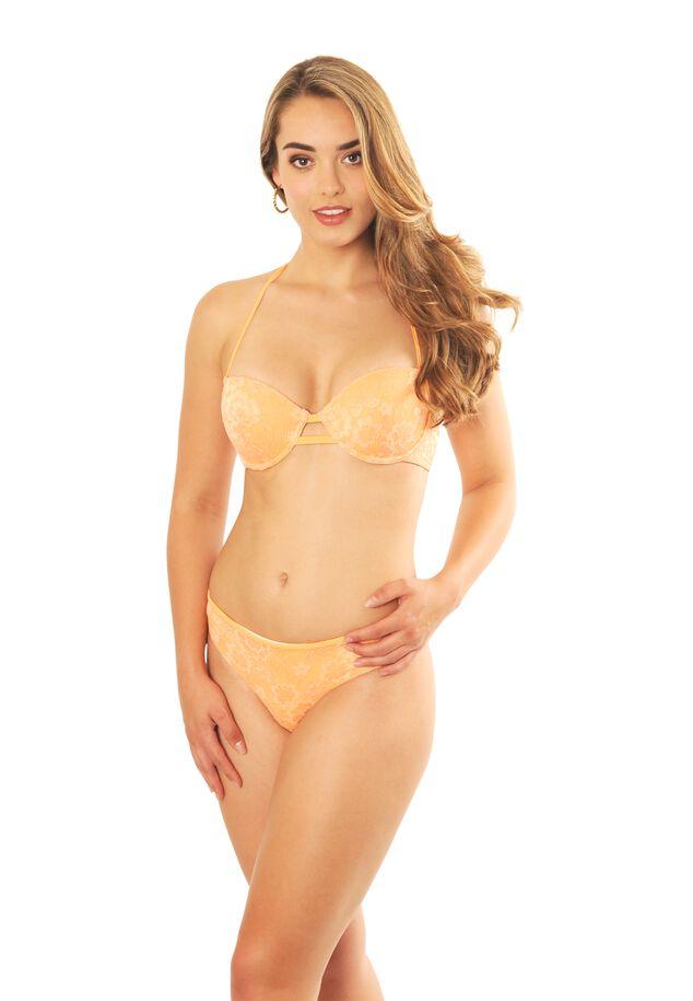Selene Padded wire bikini top image number 3