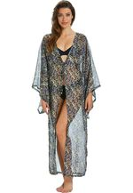 Cotys Long kaftan image number 0