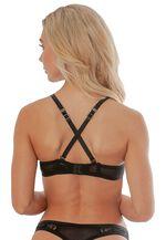 Nathalia unpadded bra image number 4