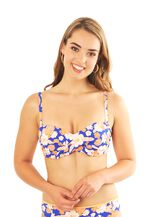 Rhea Padded wire bandeau image number 2