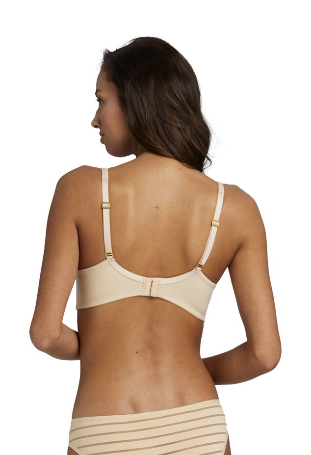 Mary unpadded wire bra image number 4
