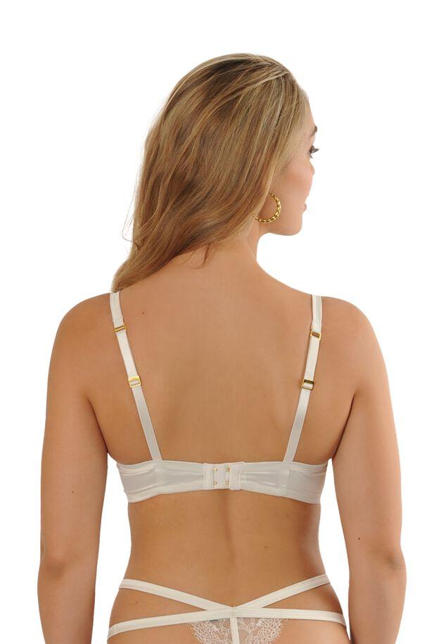 Alicante Half padded bra image number 4