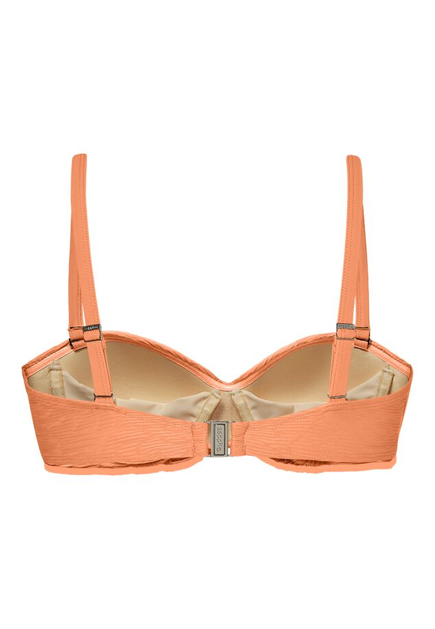 Rhea Padded wire bandeau image number 1